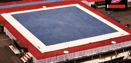 AAI Floor Exercise Carpet