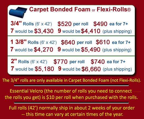 CBF Flexi Pricing