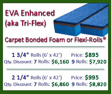 EVA Roll Pricing