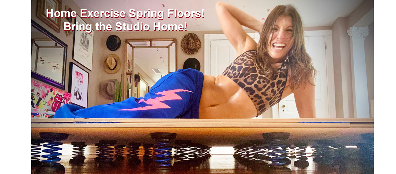 Home Exercise Spring Floors