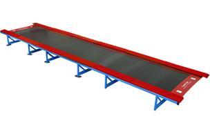 Carpeted Crosslink Roll