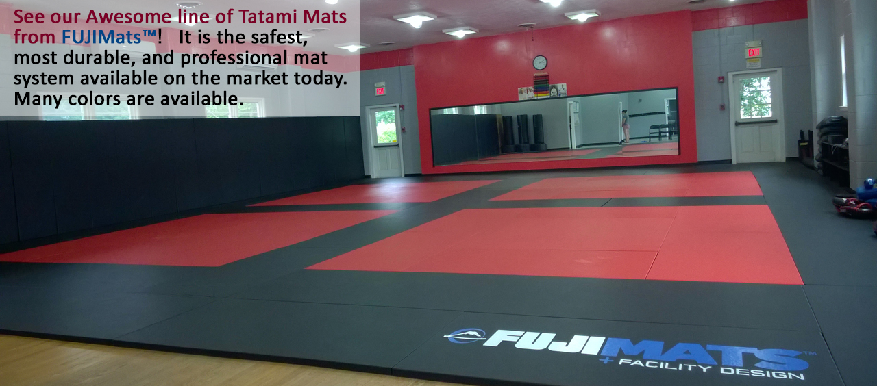 Martial Arts Flooring