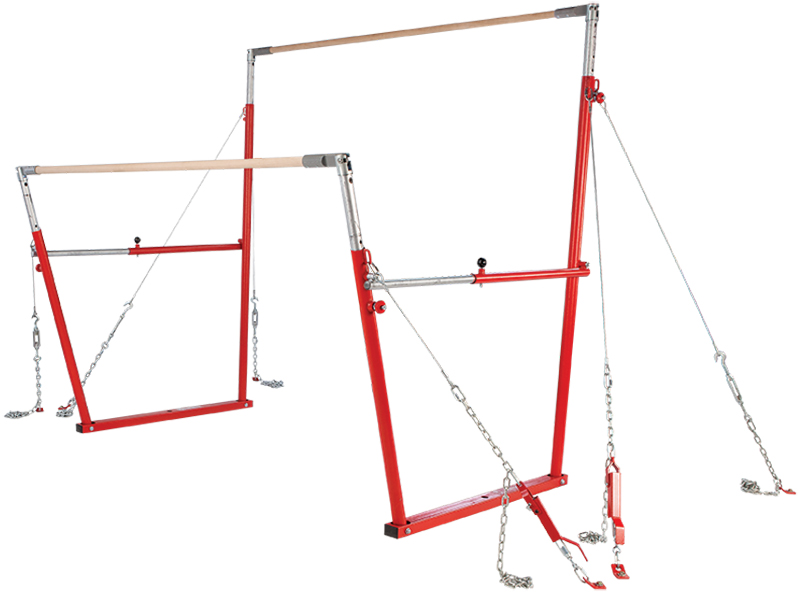 A - Recreational Uneven Pro Bars - SA