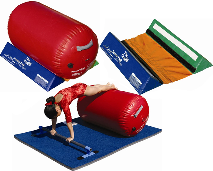 The American Gym Air Barrel Uneven Bars Ab