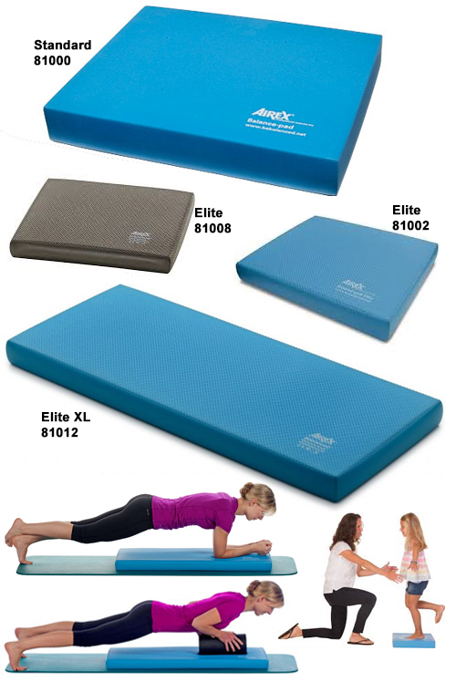 The American Gym Airex Balance Pad Balance Trainers 81000
