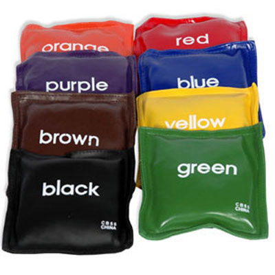 Bean Bag Set - Colors
