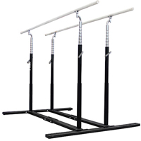 A - EVO Black Parallel Bars - AAI