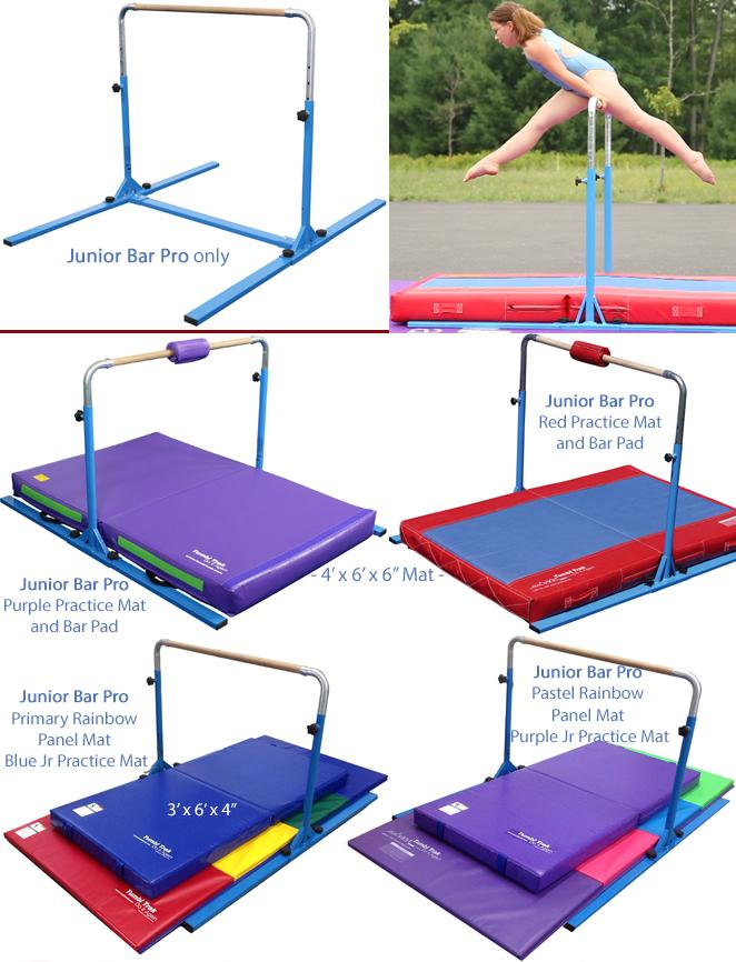 bc05574aa107 The American Gym: Junior Bar Pro, KidsEquip, JBP
