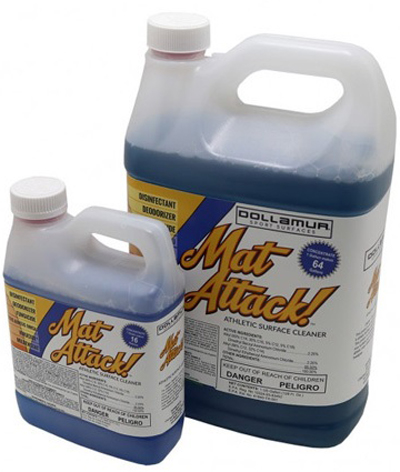 Mat Attack - Athletic Surface Disinfectant
