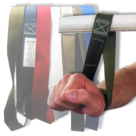 The American Gym I Nylon Straps For Strap Bar Uneven