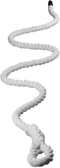 Loop Over Cotton Rope