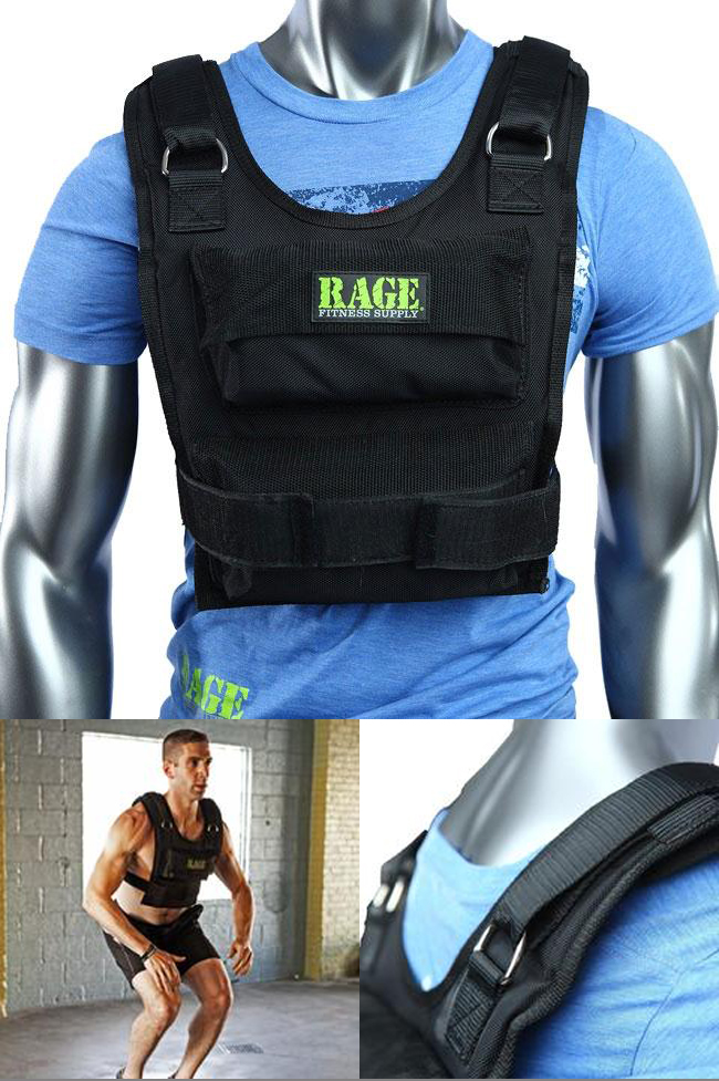 Rage Weight Vest