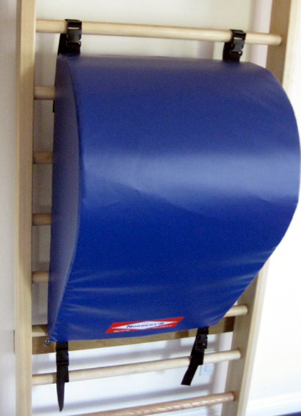The American Gym G Stall Bar Curved Pad Uneven Bars