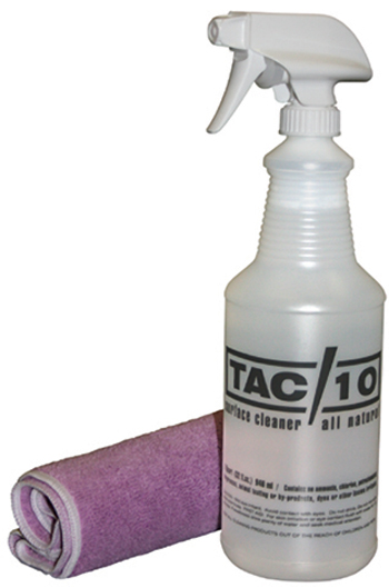 E - TAC/10 Cleaner