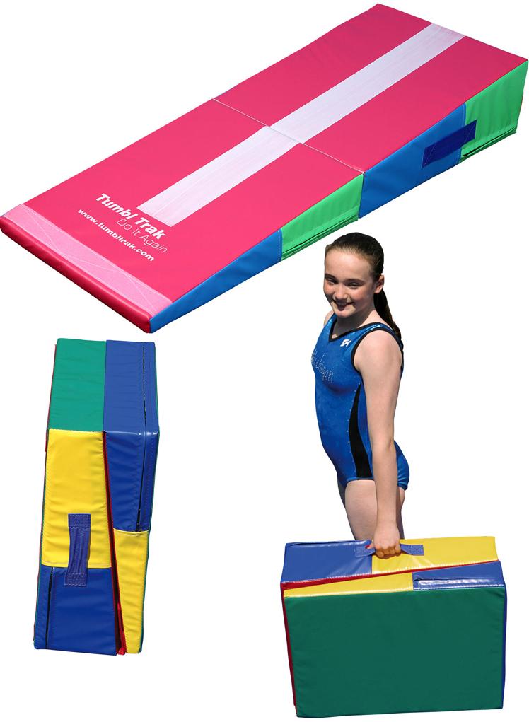 Tumbl Trak Folding Mini Ramp
