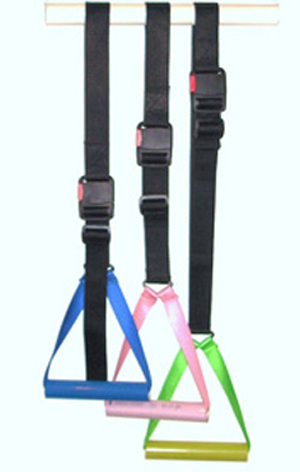I - Kip Swing Trainer with Quick Adjust Straps