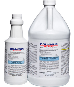 Athletic Surface Disinfectant - Dollamur