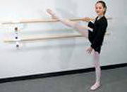 Wallmount Ballet Bars